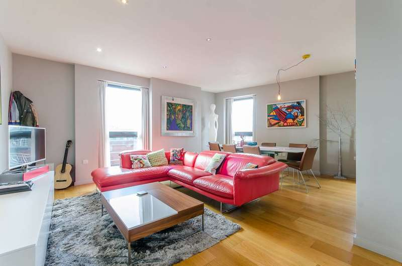 2 Bedrooms Flat for sale in Keppel Row, London Bridge, SE1