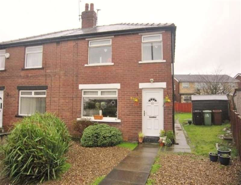 3 Bedrooms Semi Detached House for sale in Swinnow Crescent, Pudsey, LS28
