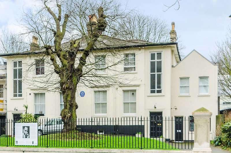1 Bedroom Flat for sale in Queens Road, Peckham, SE15