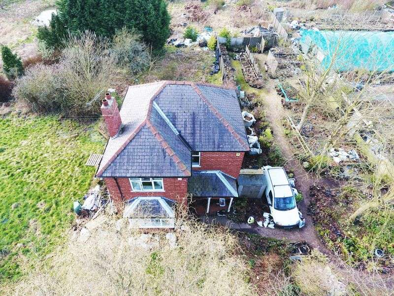 2 Bedrooms Detached House for sale in Sturton Road, Bole, Retford