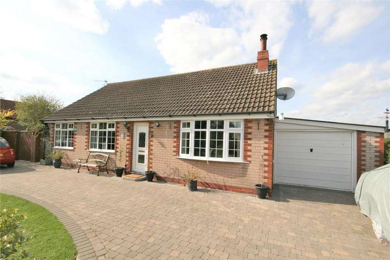3 Bedrooms Detached Bungalow for sale in Grange Lane, Utterby, LN11