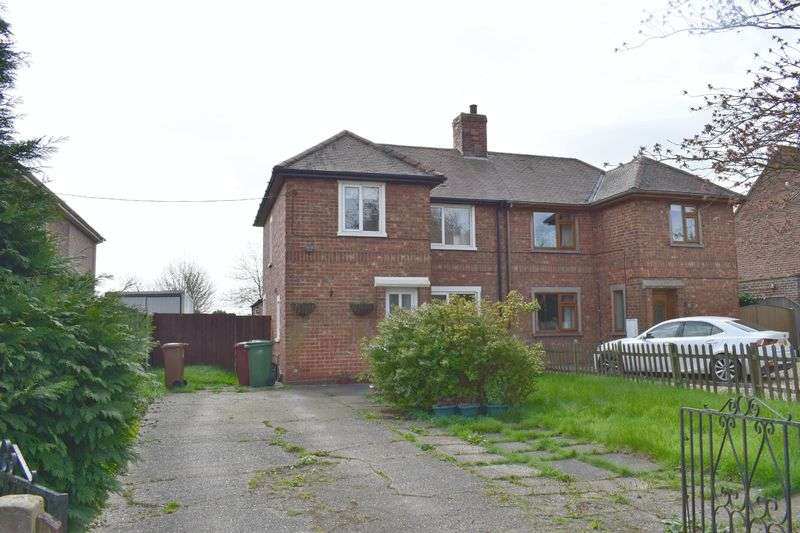 3 Bedrooms Semi Detached House for sale in High Street, Wootton