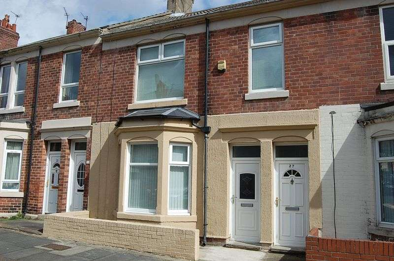 2 Bedrooms Flat for sale in Ash Grove, Wallsend