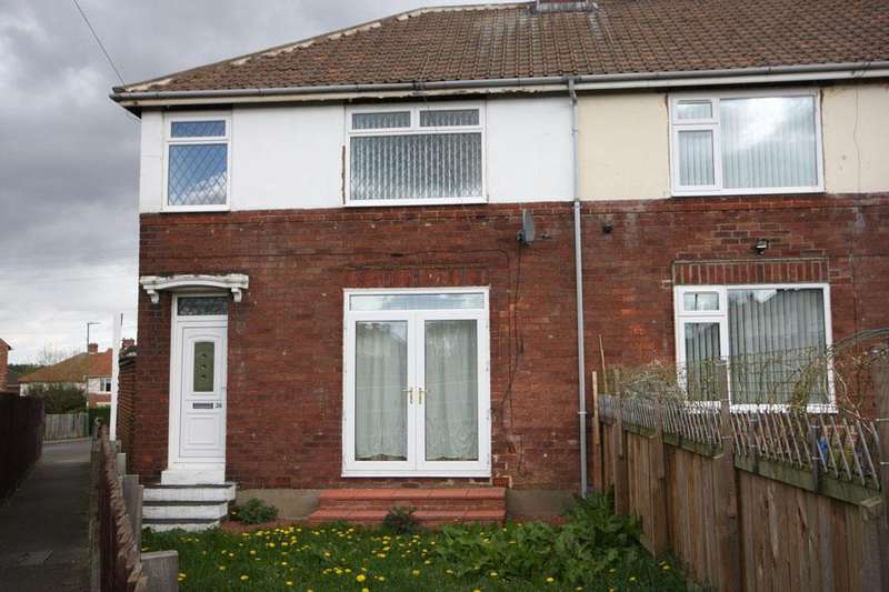 3 Bedrooms End Of Terrace House for sale in Pelaw Crescent, South Pelaw, Chester-le-Street DH2 2HU