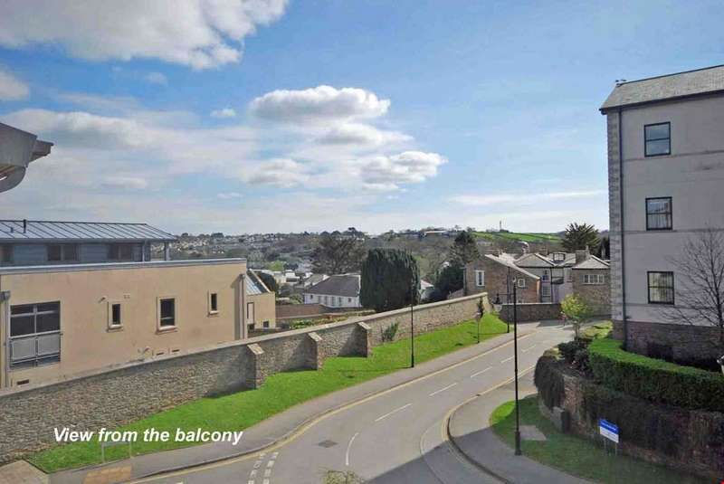 2 Bedrooms Apartment Flat for sale in Corte Mear, Truro, Cornwall, TR1