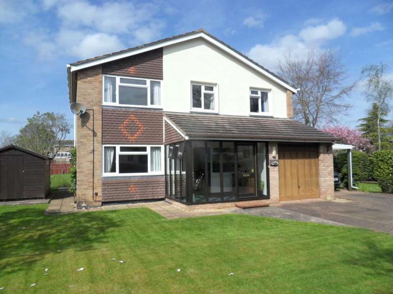 4 Bedrooms Detached House for sale in Clyst Valley Road, Clyst St Mary