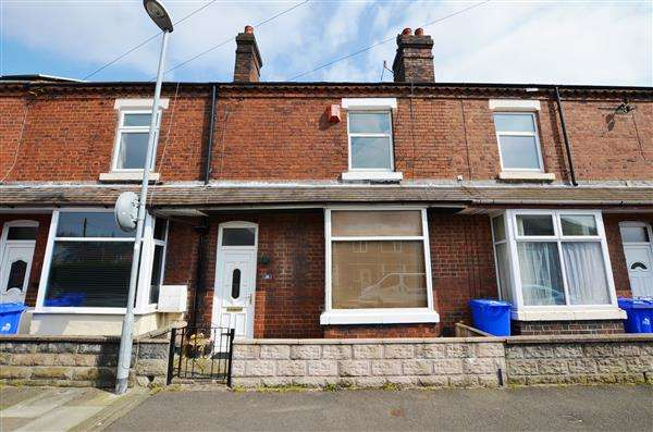 2 Bedrooms Town House for sale in Water Street, Stoke, Stoke-On-Trent