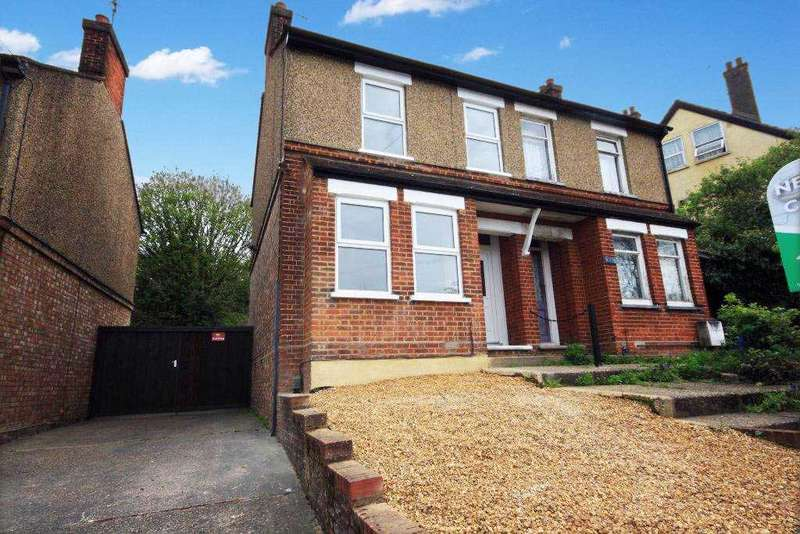 3 Bedrooms Semi Detached House for sale in Grove Lane, Ipswich