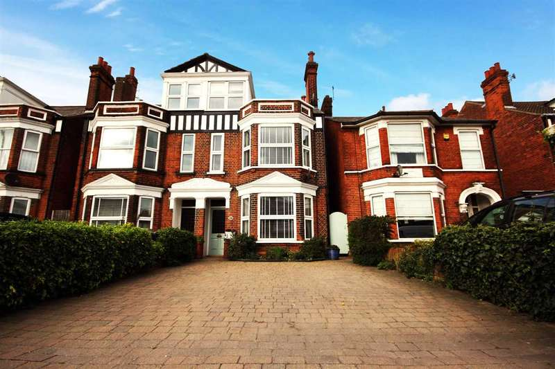 5 Bedrooms Semi Detached House for sale in Norwich Road, Ipswich