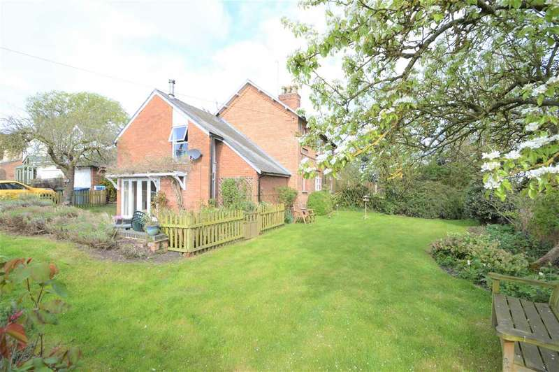 4 Bedrooms Semi Detached House for sale in Hall Farm Cottage, Church Gate, Nottingham