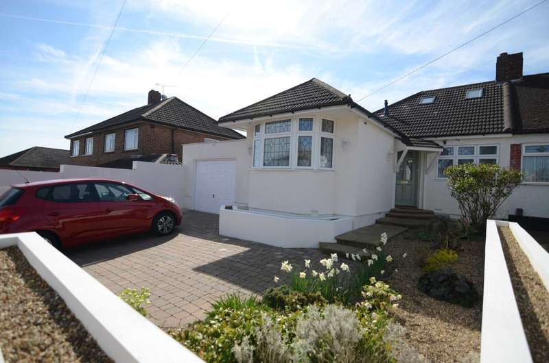 3 Bedrooms Bungalow for sale in Harefield Road, Sidcup, DA14 4RJ