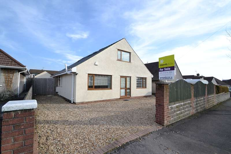 3 Bedrooms Detached House for sale in Heol Y Wern , Rhiwbina, Cardiff. CF14 6NG