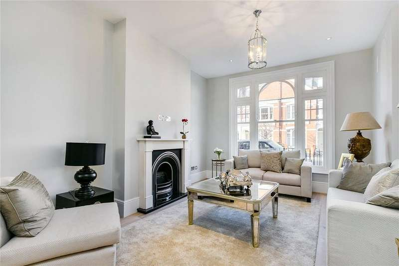 6 Bedrooms Terraced House for sale in Stokenchurch Street, Parsons Green, London