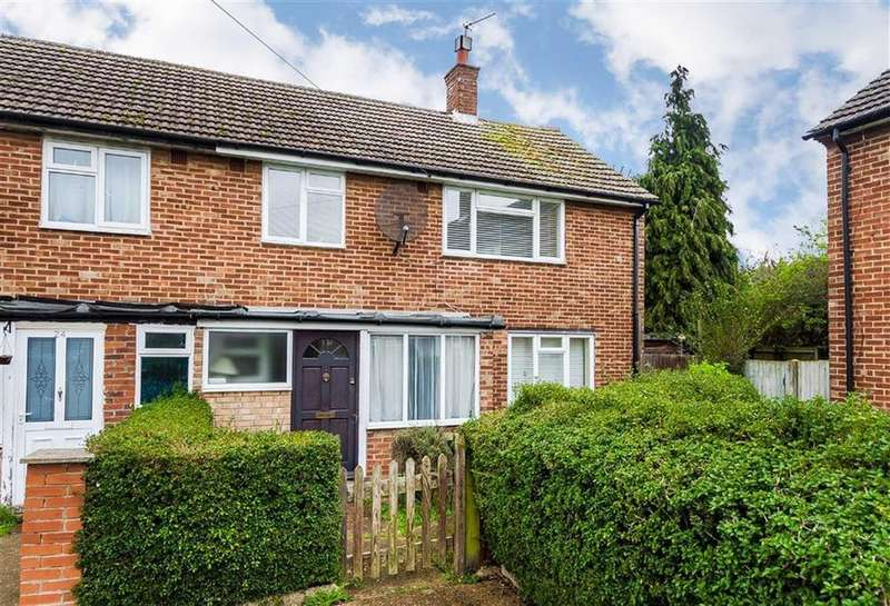 3 Bedrooms End Of Terrace House for sale in Willsmere Drive, Northolt, Middlesex