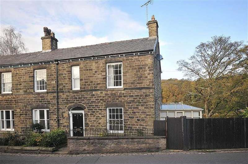 3 Bedrooms Semi Detached House for sale in Palmerston Street, Bollington