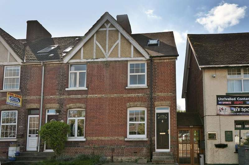 2 Bedrooms End Of Terrace House for sale in Mill Street, East Malling