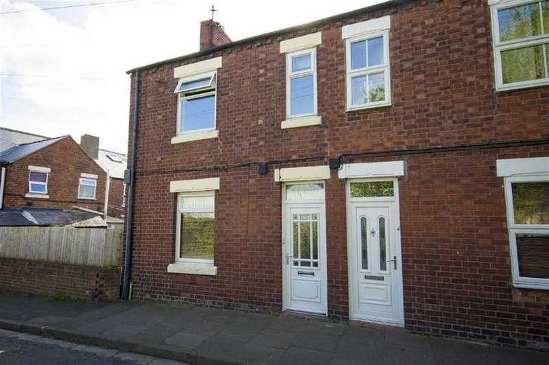 2 Bedrooms Semi Detached House for sale in Scott Street, Belle Vue, Shrewsbury, Shropshire