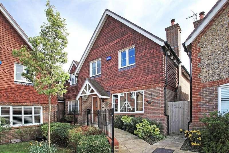 4 Bedrooms Detached House for sale in Horizon Close, Brasted, Westerham, Kent