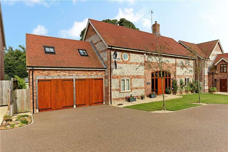 4 Bedrooms Detached House for sale in Ropewind, Shalbourne, Marlborough, Wiltshire, SN8
