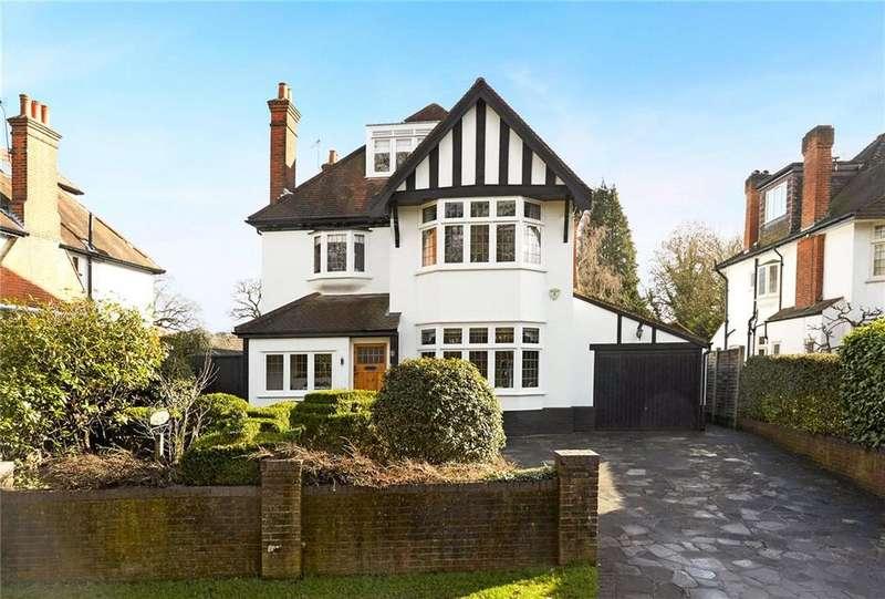 5 Bedrooms Detached House for sale in Littleworth Road, Esher, Surrey, KT10