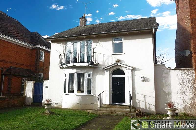 3 Bedrooms Detached House for sale in Park Road, Peterborough, Cambridgeshire. PE1 2TR
