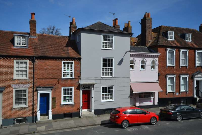 4 Bedrooms House for sale in West Street, Chichester, PO19