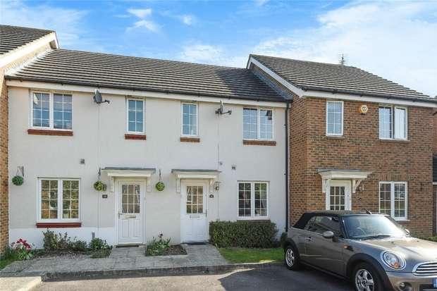 2 Bedrooms Terraced House for sale in Dunstans Drive, WINNERSH, Berkshire