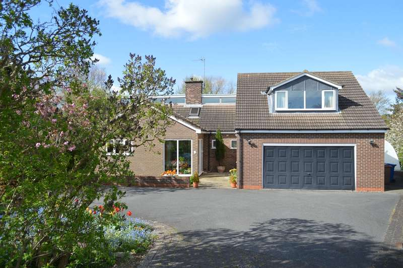 4 Bedrooms Detached House for sale in 24 Greenacre Park, Hornsea