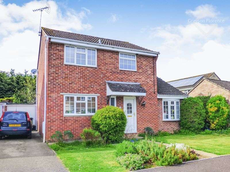 4 Bedrooms Detached House for sale in Liddington Way, Trowbridge