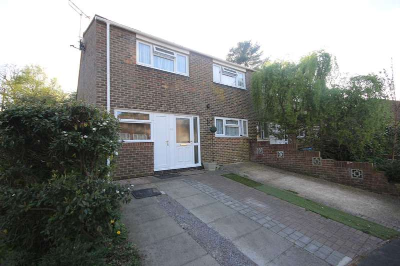 2 Bedrooms End Of Terrace House for sale in Lingwood, Bracknell