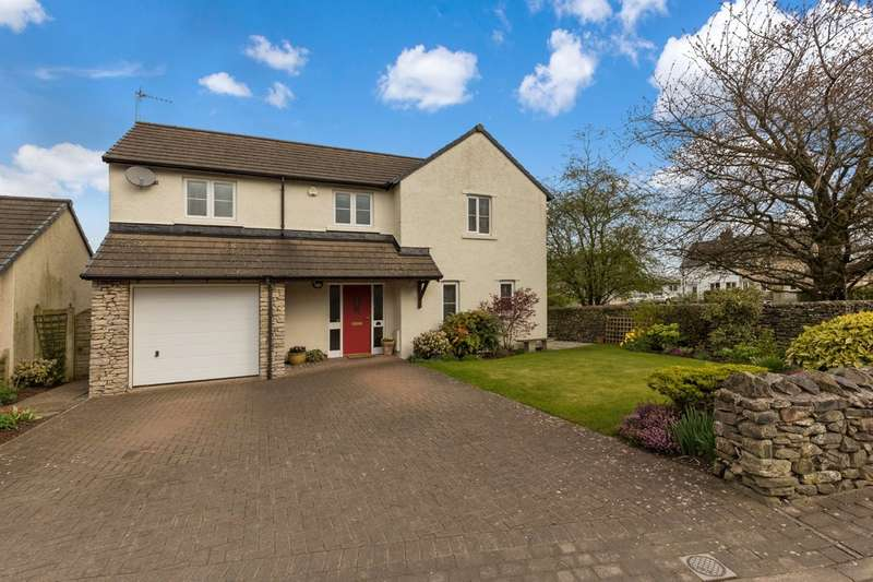 4 Bedrooms Detached House for sale in Hawes Lane, Natland