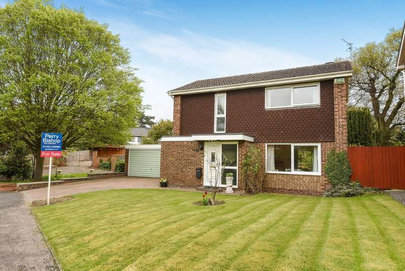 3 Bedrooms Detached House for sale in The Park