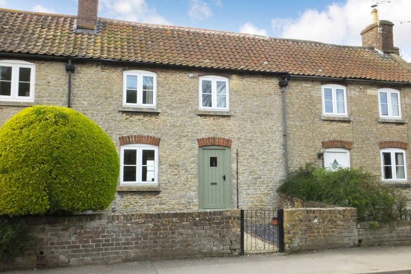 2 Bedrooms Terraced House for sale in Hillesley