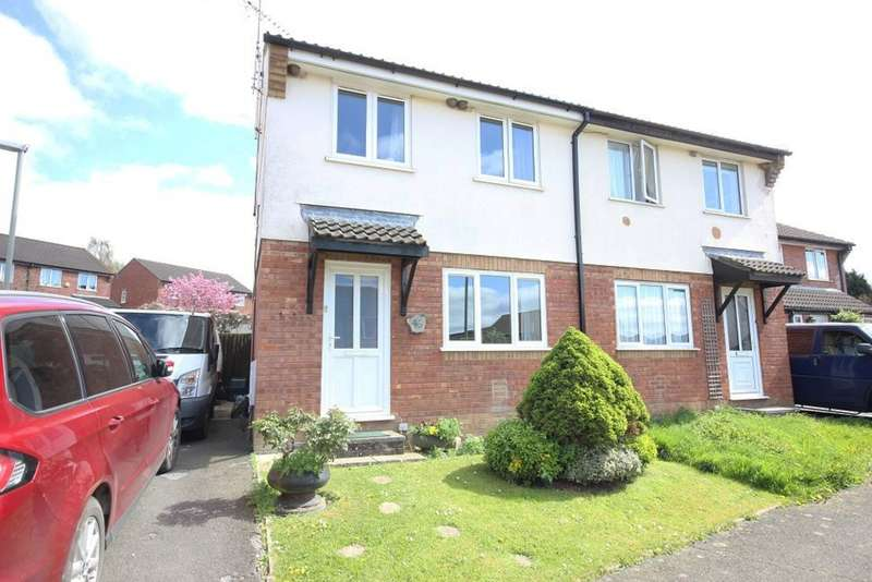 3 Bedrooms Semi Detached House for sale in Clifford Drive, Heathfield