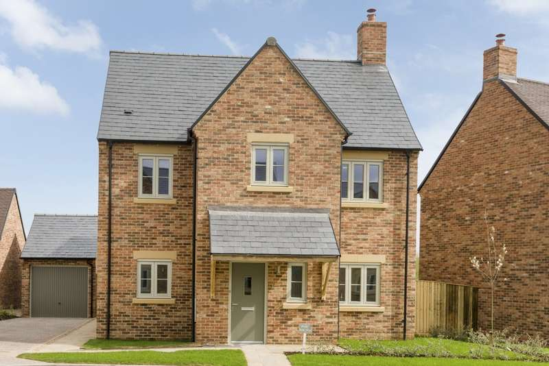 4 Bedrooms Detached House for sale in Plot 7 The Pippin