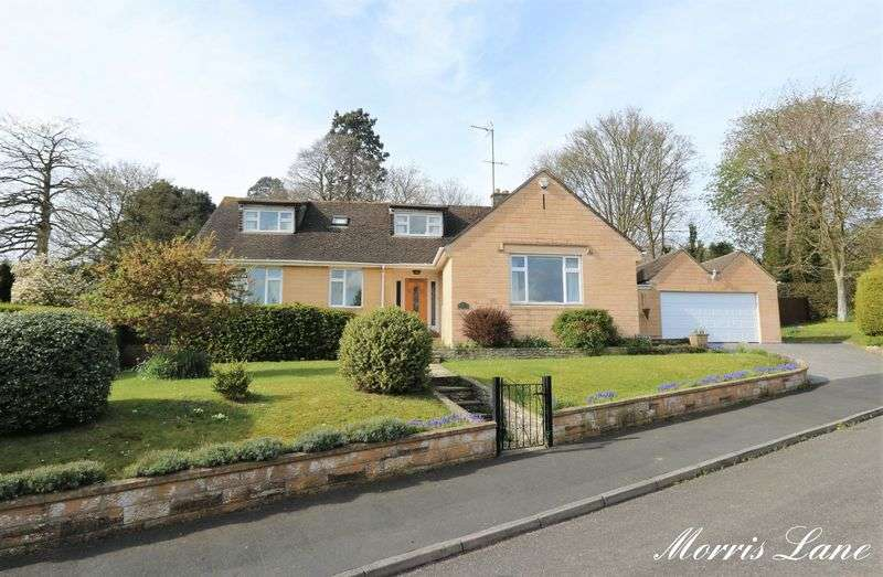 4 Bedrooms Detached House for sale in Morris Lane, Batheaston, Bath
