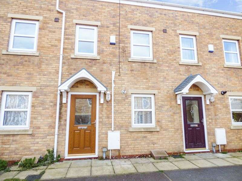 3 Bedrooms Terraced House for sale in Farrier Mews, TS6 8DJ