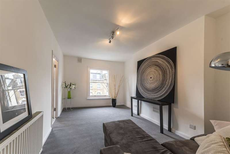 2 Bedrooms Flat for sale in St. Julians Road, London, NW6 7LA