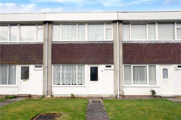 2 Bedrooms Terraced House for sale in Eastergate Green, Rustington, West Sussex, BN16