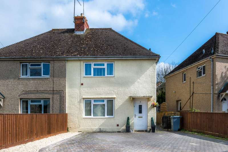 3 Bedrooms Semi Detached House for sale in Hailey Road, Witney