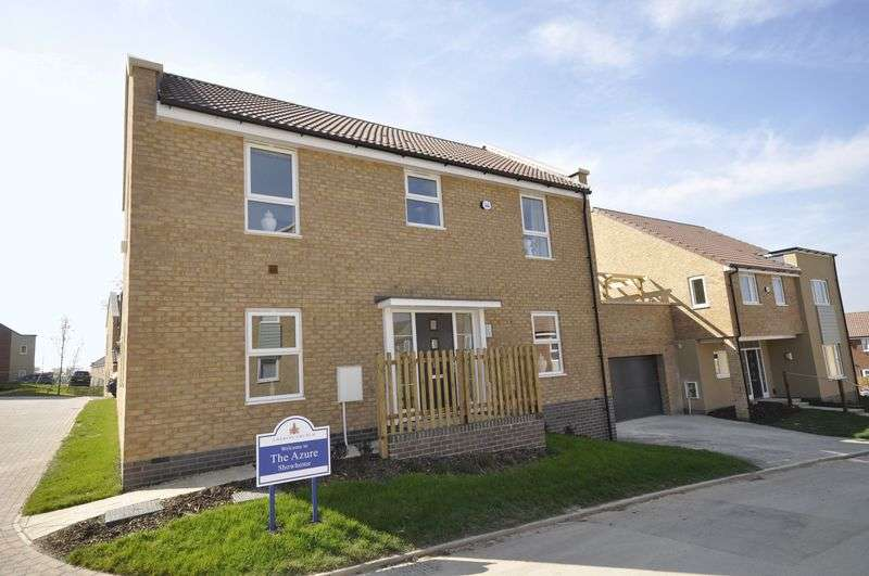 4 Bedrooms Detached House for sale in Oakley Grange, Cheltenham