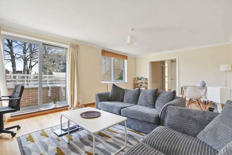 2 Bedrooms Apartment Flat for sale in Marston Ferry Court, Oxford