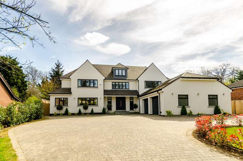 7 Bedrooms Detached House for sale in Lodge Road, Sundridge Park, BR1