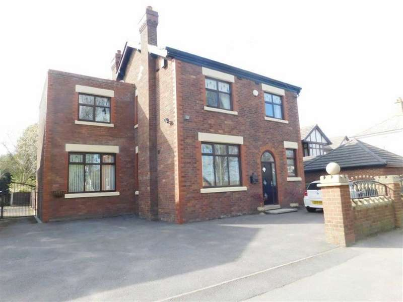 4 Bedrooms Property for sale in George Lane, Bredbury, Stockport