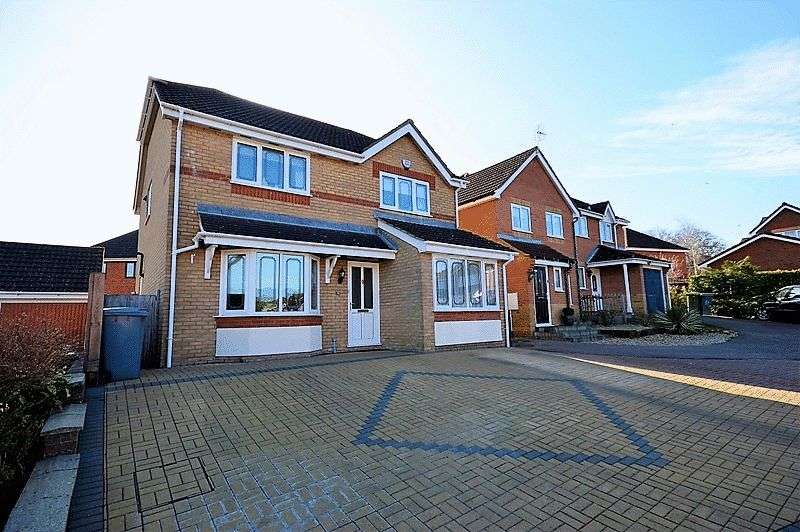 4 Bedrooms Detached House for sale in Kingswood Avenue, Taverham
