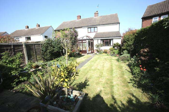 3 Bedrooms Semi Detached House for sale in ST PETERS AVENUE, ONGAR CM5