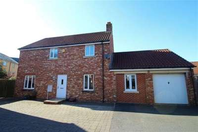 4 Bedrooms House for rent in Siskin Close, Portishead