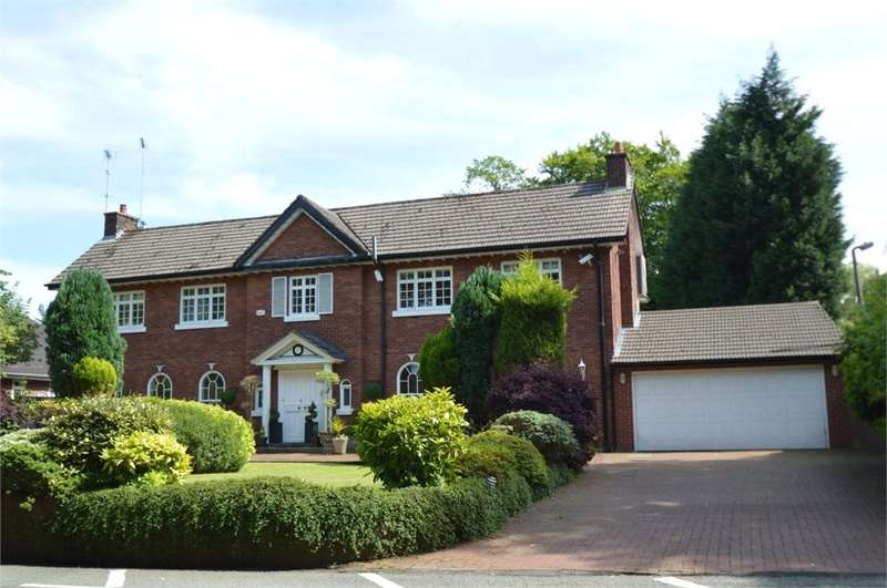 4 Bedrooms Detached House for sale in Ringley Road, Whitefield, Manchester, M45