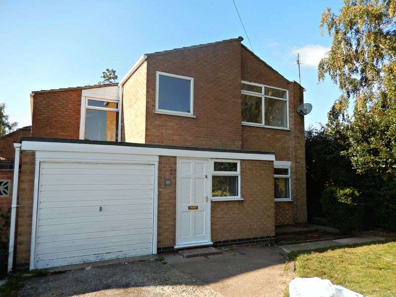 4 Bedrooms Detached House for rent in East Acres, Cotgrave