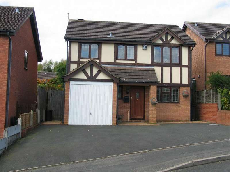 3 Bedrooms Detached House for sale in Millbrook Way, Lakeside, BRIERLEY HILL